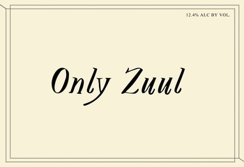 Swick Wines Only Zuul 2018