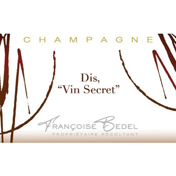 Francoise Bedel Dis Vin Secret NV
