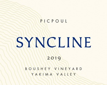 Syncline Picpoul 2019
