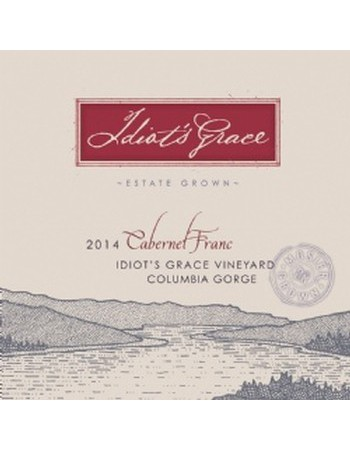 Memaloose Wines Idiot's Grace Vineyard Cabernet Franc 2014