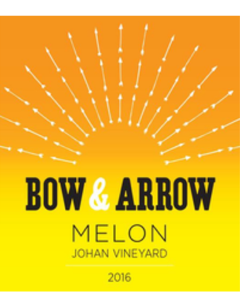 Bow & Arrow Wines Johan Vineyard Melon 2016 Image