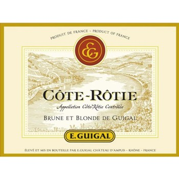 Guigal Cote Rotie Brune et Blonde 2014