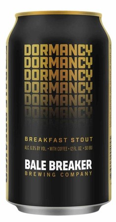 Bale Breaker Dormancy Breakfast Stout 12oz Can
