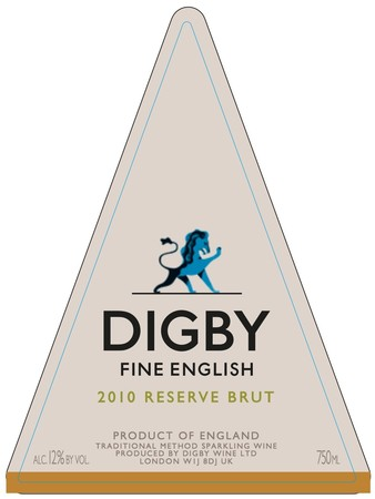 Digby Fine English Reserve Brut 2010