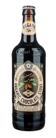 Samuel Smith Organic Chocolate Stout 18.7oz Bottle