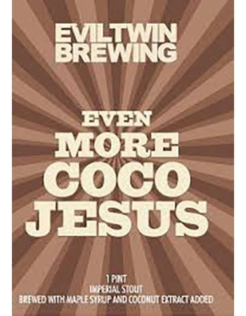 Evil Twin Even More Coco Jesus Image