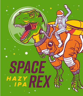 Fremont Space Rex IPA 12oz Can
