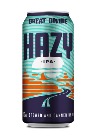 Great Divide Hazy IPA 12oz Can