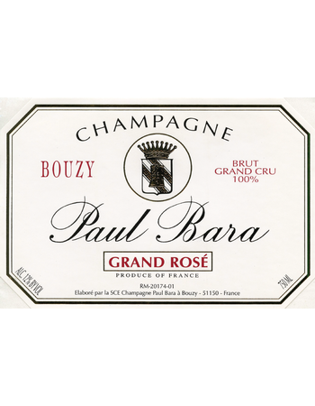 Paul Bara Bouzy Grand Rose NV
