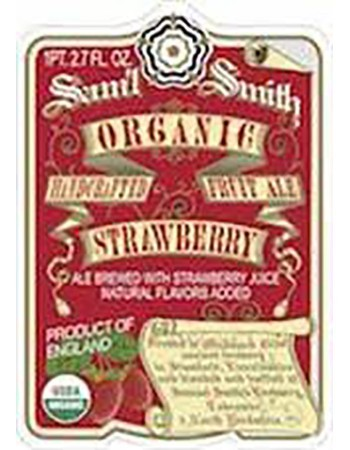 Samuel Smith Organic Strawberry