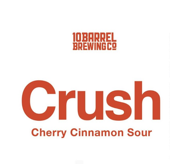 10 Barrel Cherry Cinnamon Crush 12oz Can