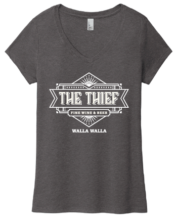 Women's Logo V-Neck T-Shirt