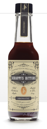 Scrappy's Aromatic Bitters 5oz