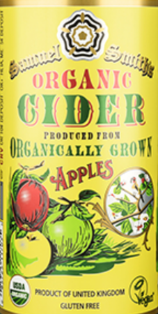 Samuel Smith Organic Cider 14.9oz Can
