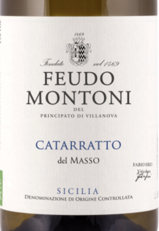 Feudo Montoni Vigna del Masso Catarratto 2017