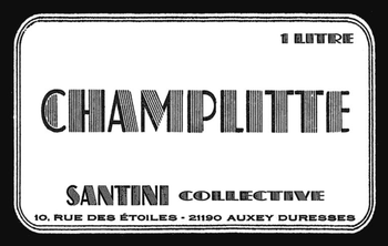 Santini Collective Champlitte VdF Rouge 2017