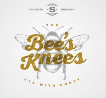 Stickmen Brewing The Bee's Knees 12oz Can