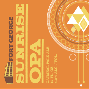 Fort George Sunrise OPA 12oz Can