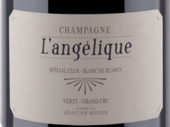 Mouzon-Leroux L'angelique Special Club Grand Cru Blanc de Blancs 2014