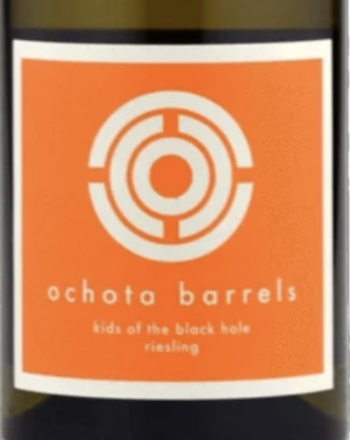 Ochota Barrels Kid of the Black Hole Riesling 2019