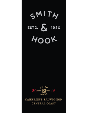 Smith & Hook Cabernet Sauvignon 2016
