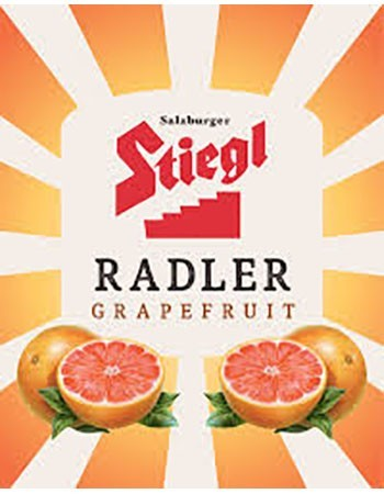 Stiegl Grapefruit Radler 500mL Can