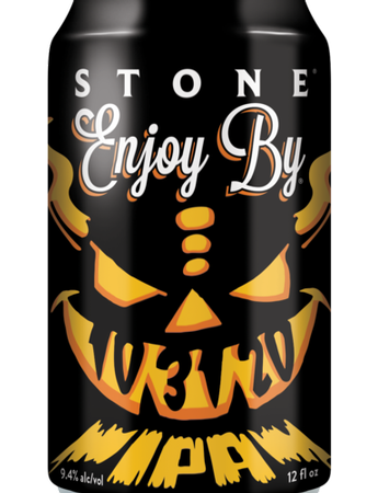 Stone Enjoy By Halloween IPA 12oz Can