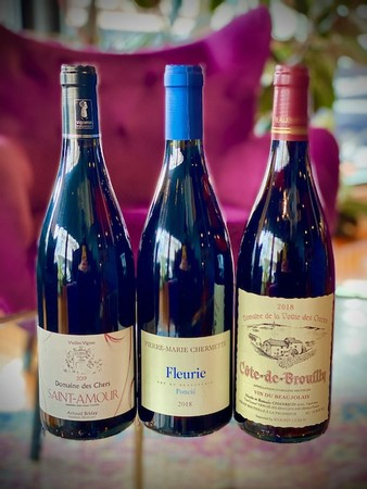 Cru Beaujolais for Spring's Many Faces 3-Pack
