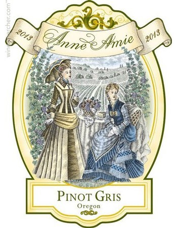 Anne Amie Pinot Gris 2016