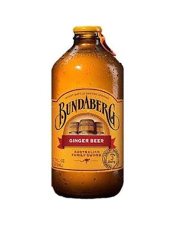 Bundaberg Ginger Beer Single Image