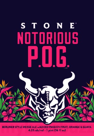 Stone Notorious P.O.G. 12oz Can