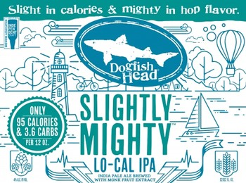 Dogfish Head Slightly Mighty 12oz Can