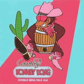 Hoof Hearted Cowboy Konkey Dong 16oz Can