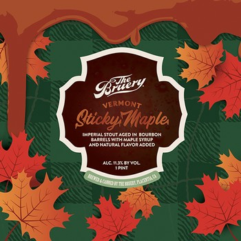 The Bruery Vermont Sticky Maple 16oz Can