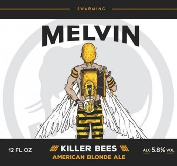 Melvin Killer Bees 12oz Can