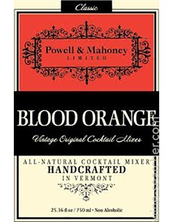 Powell & Mahoney Blood Orange