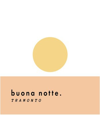 Buona Notte Tramonto Rose Vermouth