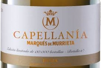 Marques de Murrieta Capellania Viura 2013