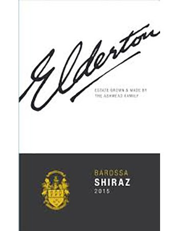 Elderton Estate Shiraz 2015 Image