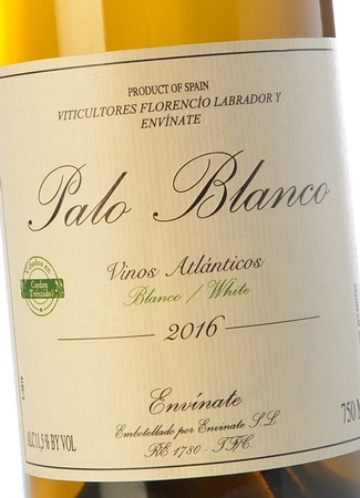 Envinate Canary Islands Palo Blanco 2016