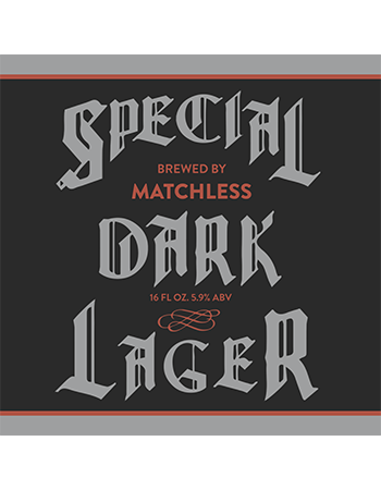 Matchless Special Dark Lager