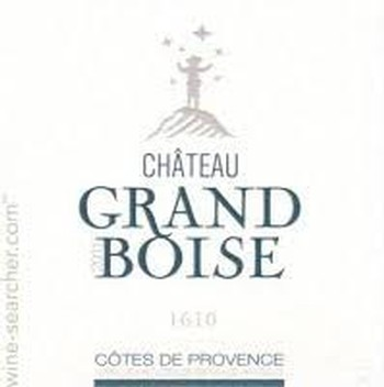 Chateau Grand Boise Rouge 2015