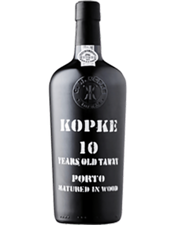 Kopke 10 Year Tawny Porto 375mL