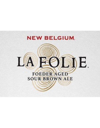 La Folie New Belgium Sour Brown Ale