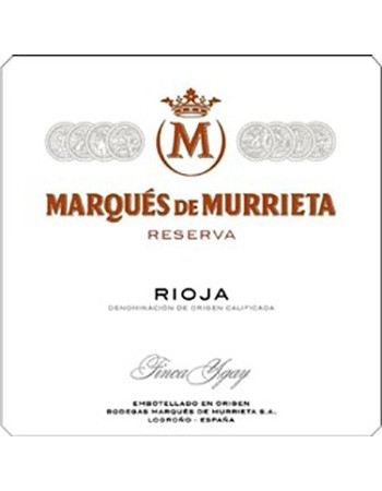 Marques de Murrieta Rioja Reserva 2014