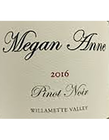Mark Ryan Megan Anne Pinot Noir 2016