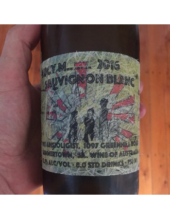 Lucy Margaux Sauvignon Blanc Image