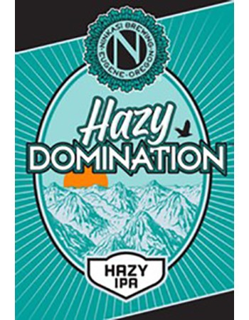 Ninkasi Hazy Domination IPA