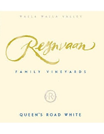 Reynvaan Queen's Road White 2017