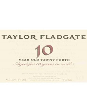 Taylor Fladgate 10 Year Old Tawny